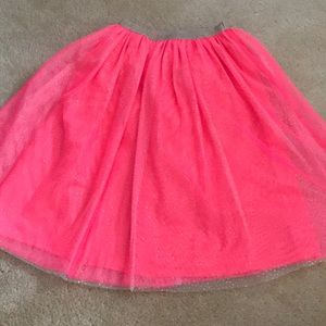 Cat and Jack brand. Girls long skirt size 4/5.